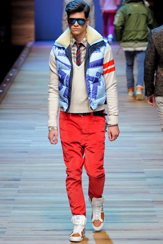 dg3 Fashion moMENts: Runway Fashion