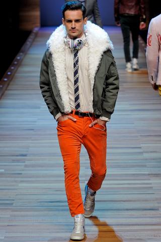 dg5 Fashion moMENts: Runway Fashion