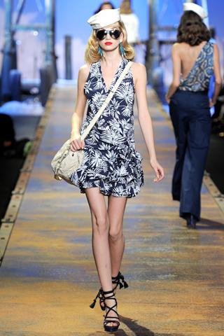 00100m Christian Dior za proleće/leto 2011.