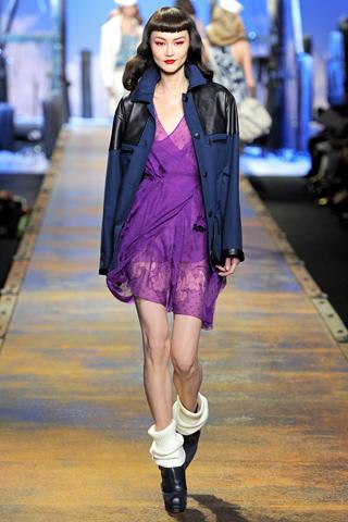 00110m Christian Dior za proleće/leto 2011.
