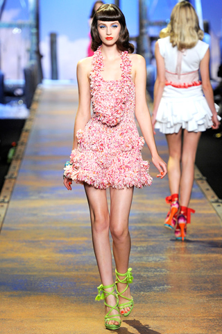 00200m Christian Dior za proleće/leto 2011.