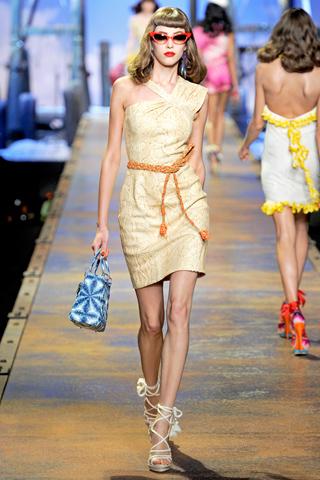 00260m Christian Dior za proleće/leto 2011.