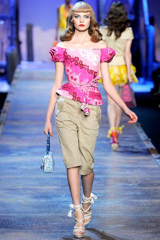 00280m Christian Dior za proleće/leto 2011.