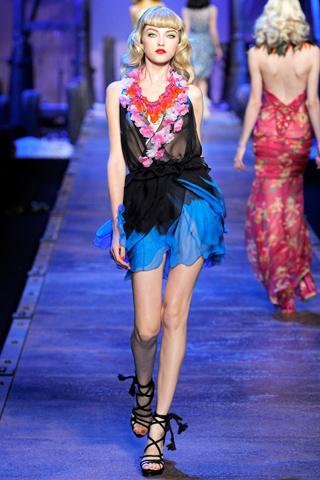 00400m Christian Dior za proleće/leto 2011.