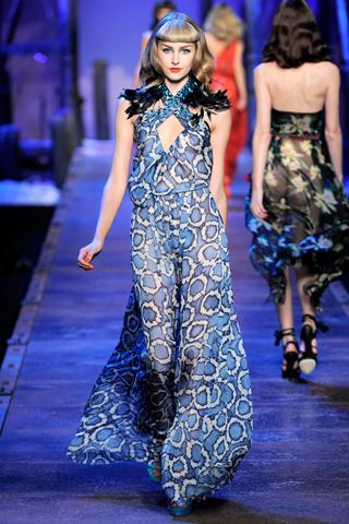 00460m Christian Dior za proleće/leto 2011.