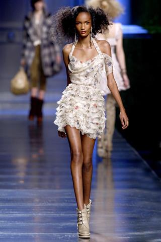 00110m Christian Dior ready to wear jesen/zima 2010/11.