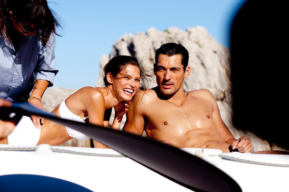249160 10150366527634977 2077432603 n Dolce&Gabbana Light Blue: Seksi snimanje