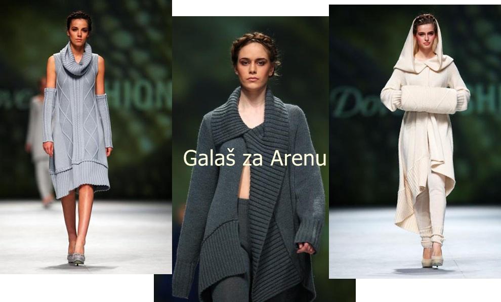 arena gala  Dove Fashion.hr