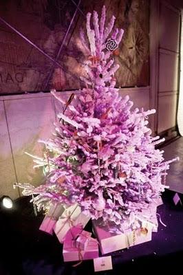 chanel tree Haute Couture božićna drvca