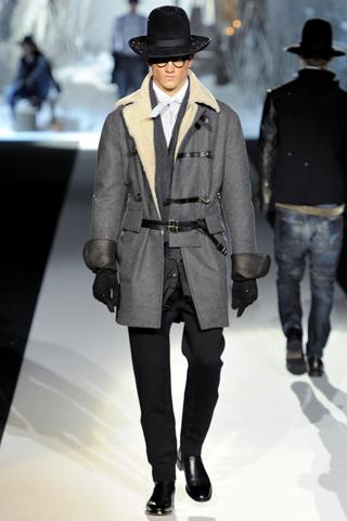 dsq4 Fashion moMENts: Runway Fashion