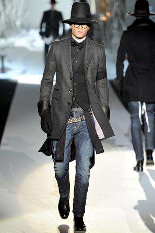dsq5 Fashion moMENts: Runway Fashion