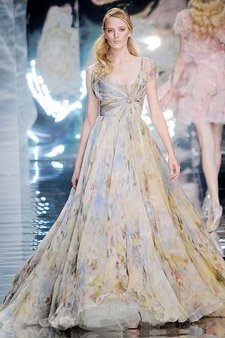 elie 4 Kolekcija Elie Saab Couture 2010