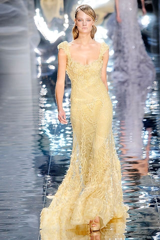 elie 6 Kolekcija Elie Saab Couture 2010