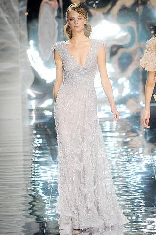 elie 8 Kolekcija Elie Saab Couture 2010