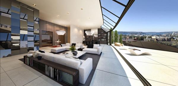 eliza apartments design interior 1 Eliza apartmani u Sidneju