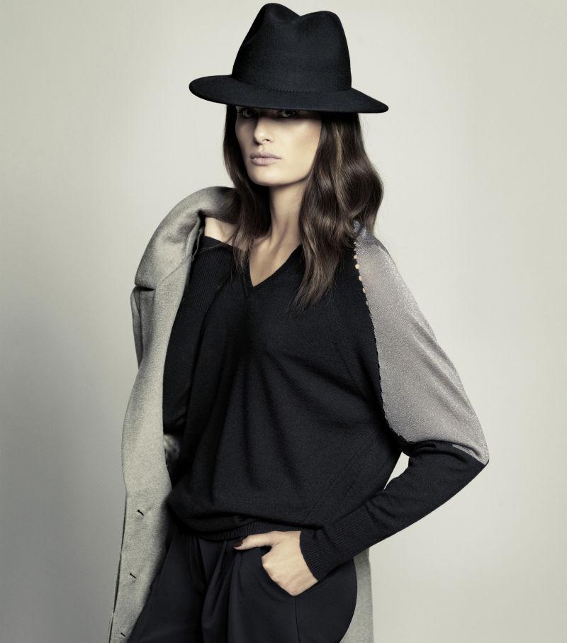 isabeli12 Escada za jesen 2011. i zanosna Isabeli Fontana