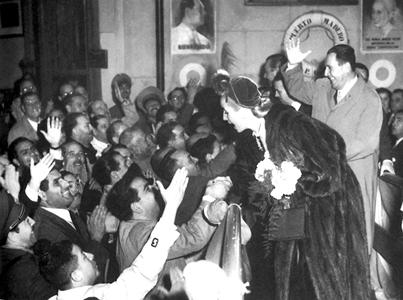 evitacrowd Eva Peron – kontroverzna ličnost koja se pamti