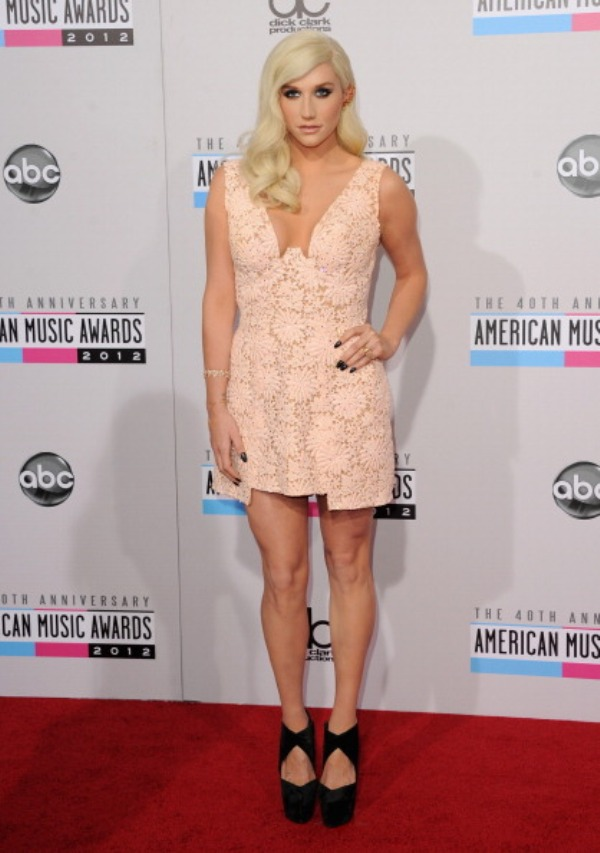 156663678 8 Fashion Police: American Music Awards 2012
