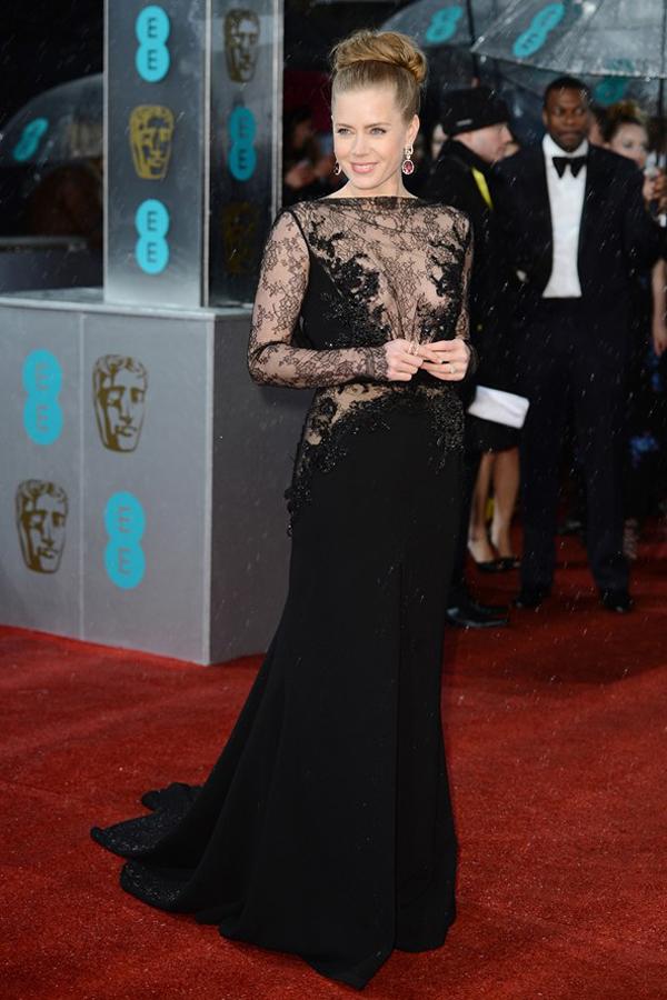 aadams v 10feb13 getty b 592x888 Fashion Police: BAFTA Awards 2013