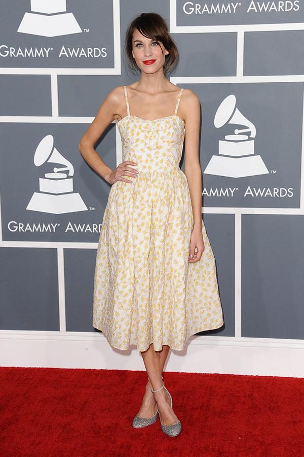 achung v 11feb13 rex b 592x888 Fashion Police: Dodela Grammy nagrada 2013.