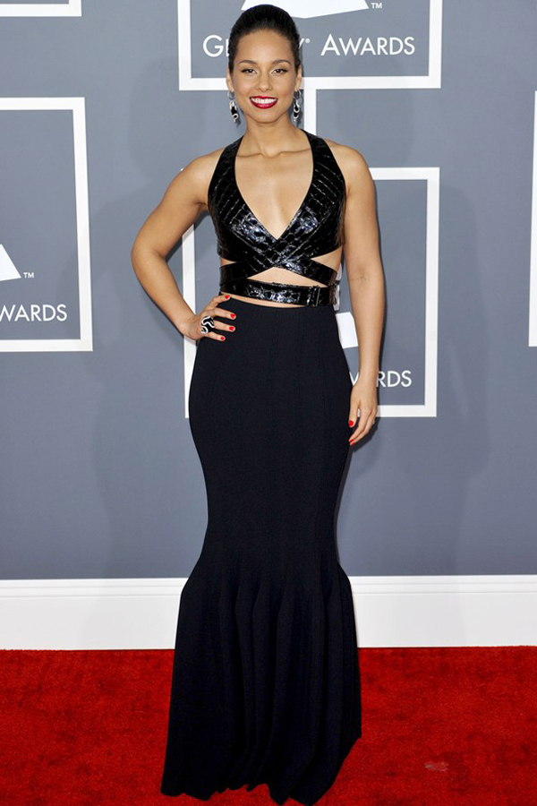 akeys2 v 11feb13 rex b 592x888 Fashion Police: Dodela Grammy nagrada 2013.