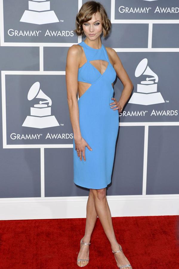 kkloss v 11feb13 rex b 592x888 Fashion Police: Dodela Grammy nagrada 2013.