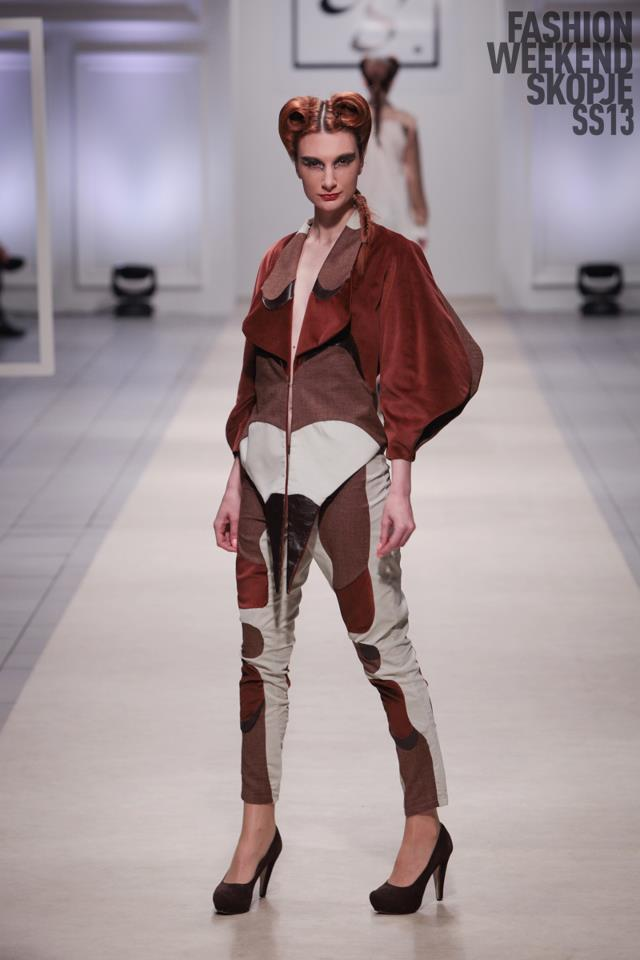 elena spasovska 1 Fashion Week Skoplje: Elena Spasovska, Viba Teks i Duma