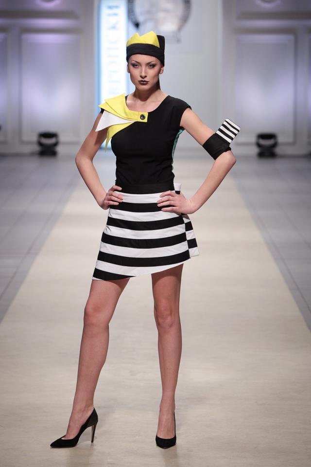 eurm Fashion Week Skoplje: Elena Spasovska, Viba Teks i Duma