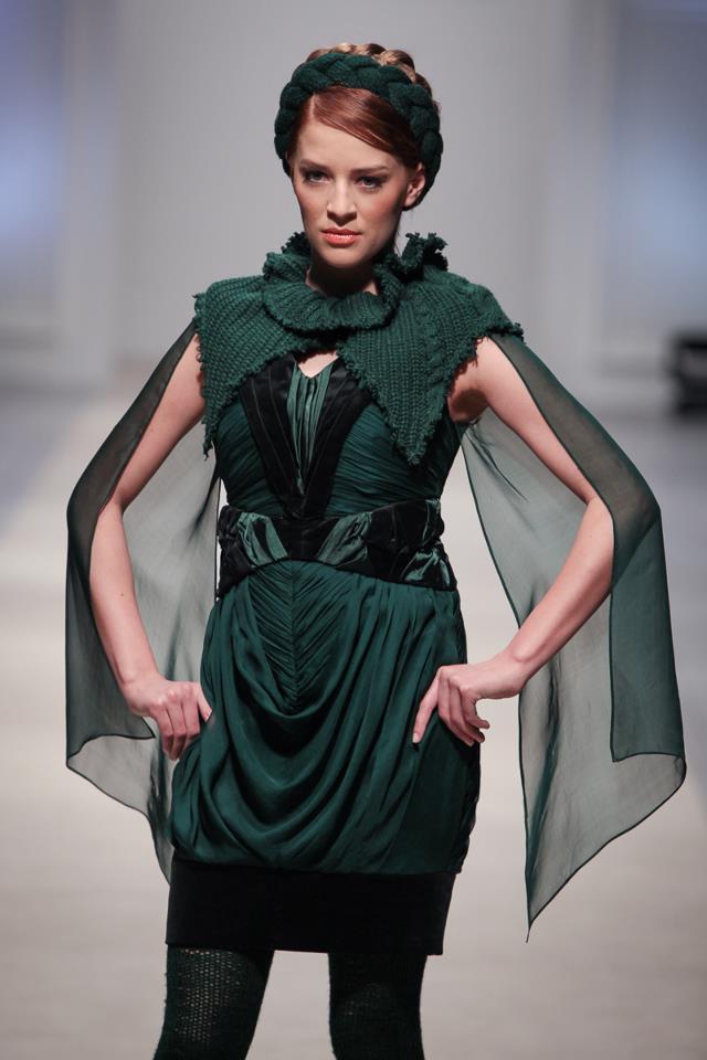 seka radoncikj Fashion Week Skoplje: Elena Spasovska, Viba Teks i Duma
