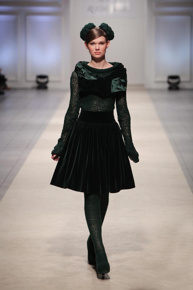 seka radoncikj 1 Fashion Week Skoplje: Elena Spasovska, Viba Teks i Duma