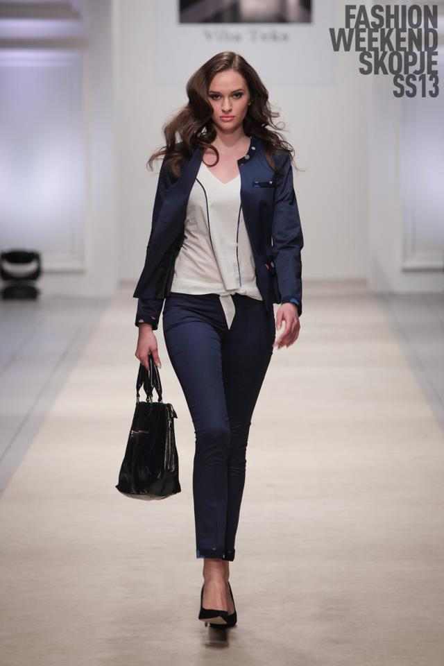 viba teks Fashion Week Skoplje: Elena Spasovska, Viba Teks i Duma