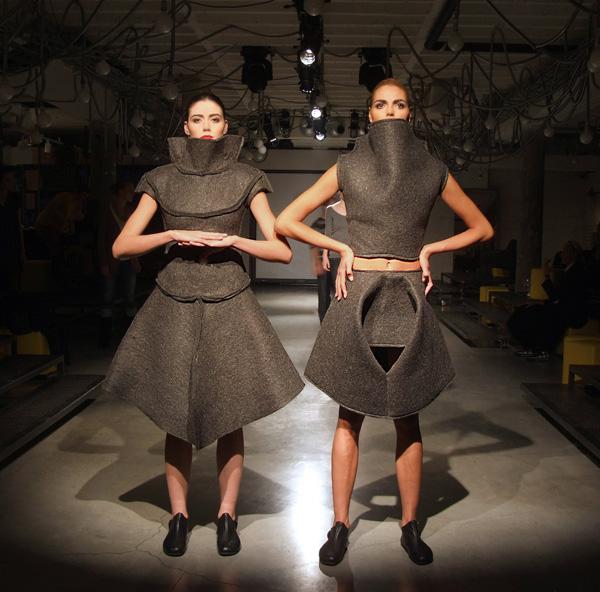 aleksandra lalic foto predrag zagorac FASHIONCLASH Maastricht 2012: Međunarodni i interdisciplinarni modni događaj