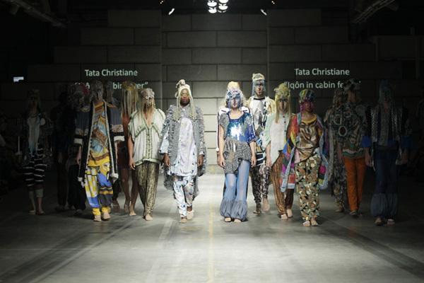 tata christiane 157 FASHIONCLASH Maastricht 2012: Međunarodni i interdisciplinarni modni događaj