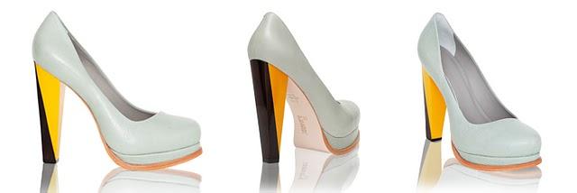 205 162 mint green FINSK shoes