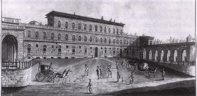 palazzo pitti Moja sledeća destinacija: Zakoračite uz duhove Firence (2. deo)