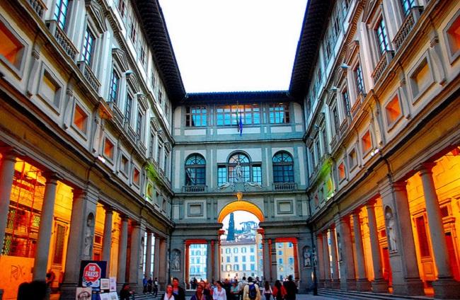 uffici 2 Moja sledeća destinacija: Zakoračite uz duhove Firence (2. deo)