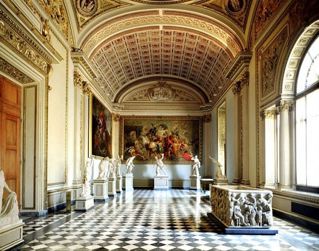 uffizi unutrasnjost Moja sledeća destinacija: Zakoračite uz duhove Firence (2. deo)