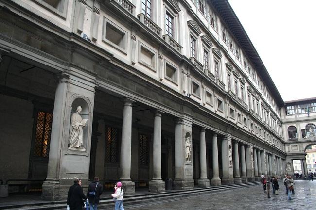uffizi Moja sledeća destinacija: Zakoračite uz duhove Firence (2. deo)