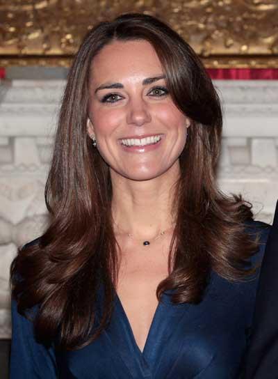kate middleton duga kosa Nova frizura u 2011. godini