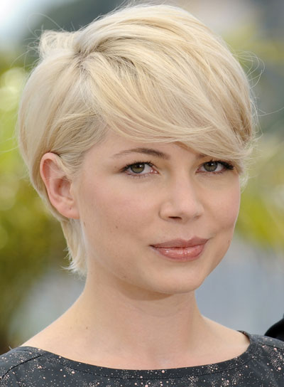 michelle williams kratka kosa Nova frizura u 2011. godini