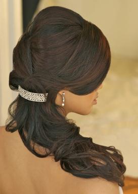 wedding hairstyles curls 02 Frizure za najlepši dan