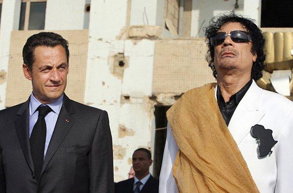 slika 11 Gadafi Fashion Icon