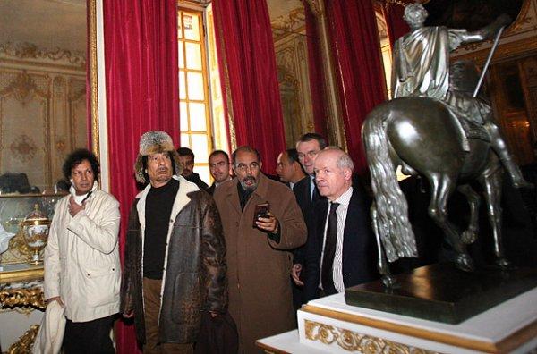 slika 13 Gadafi Fashion Icon