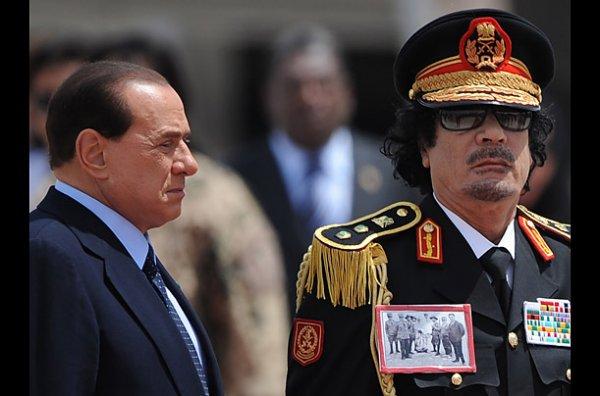 slika 15 Gadafi Fashion Icon