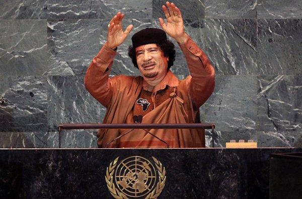 slika 20 Gadafi Fashion Icon