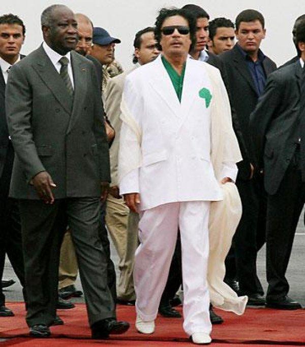 slika 22 Gadafi Fashion Icon