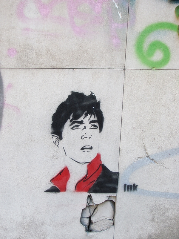 grafiti 29 Wannabe Street Art: Gornji Dorćol