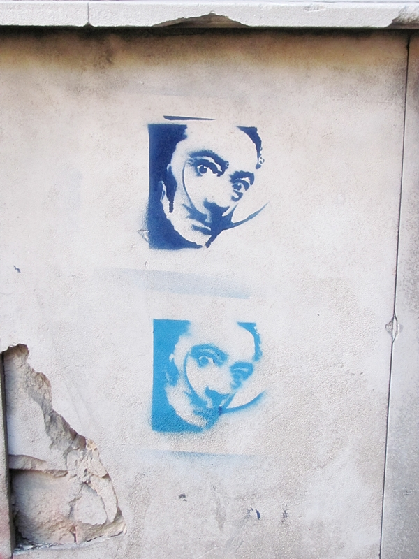 grafiti 32 Wannabe Street Art: Gornji Dorćol