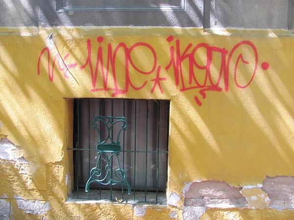 grafiti 6 Wannabe Street Art: Gornji Dorćol