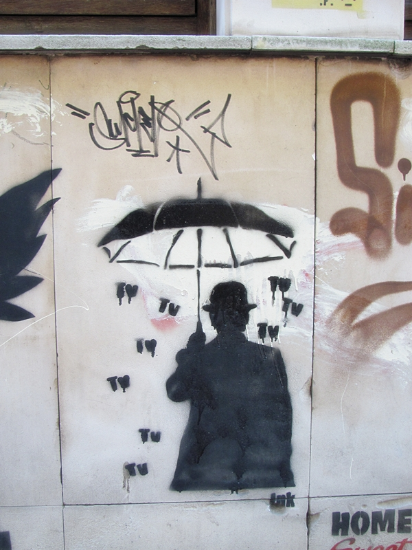 grafiti 56 Wannabe Street Art: Gornji Dorćol